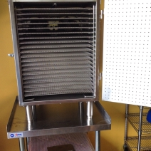 Dehydrator donated by the Birkemeier family